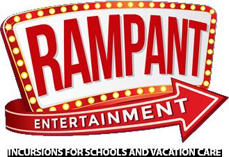 Rampant Incursions Logo