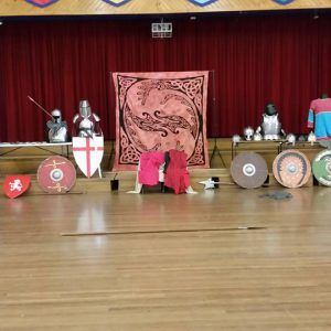 Rampant Entertainment for Schools Primary Medieval Show 1