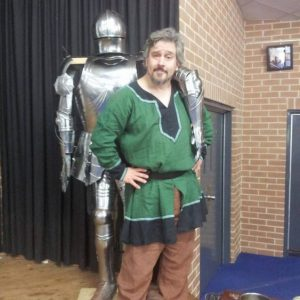 Rampant Entertainment for Schools Primary Medieval Show 3