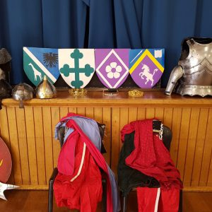 Rampant Entertainment for Schools Primary Medieval Show