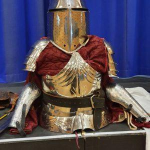 Medieval Costuming School Incursion