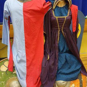 Medieval Costuming School Incursion 2