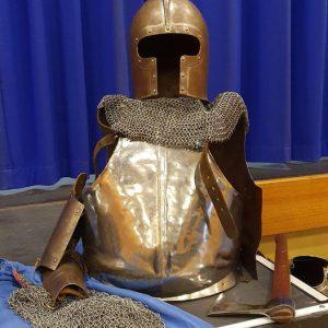 Medieval Costuming School Incursion 3